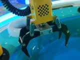 米西動漫科技游戲機生產廠家游樂設備兒童益智禮品游戲機吊機