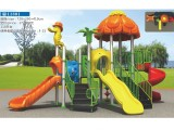 东莞富特乐大型儿童游乐设备 幼儿园大型组合滑梯