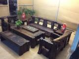 廠家直銷老船木茶桌椅組合客廳中式功夫茶桌沉船木泡茶臺全國發貨