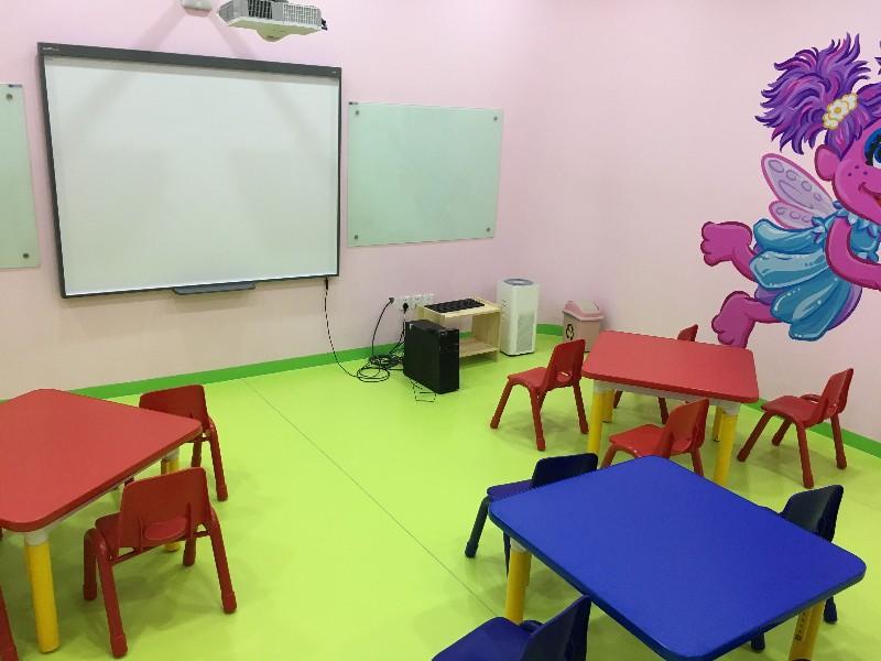 绿地附近哪里有少儿英语培训班中外教全英文模式教学