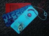 精装纸类吊牌吊卡 穿绳特种吊牌纸卡 广州纸卡吊牌印刷A6