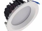 专业生产LED压铸筒灯外壳 室内灯具配件 大功率天花筒灯套件3.5寸