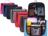 专业定制优质洗漱包 牛津布旅行包 洗漱包 户外旅行用品8色混批