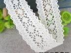 1'(2.6cm)适用于布艺软布装饰的爆款ZARA同款超人气全棉蕾丝花边