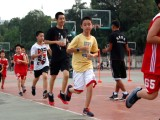 成都少儿青少年篮球培训武侯区假期招生中 小班教学