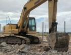 二手挖掘机小松200-7低价出售自家干活车