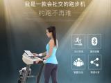 RIDO力動T5家用智能跑步機多功能跑步機避震靜音折疊電動走