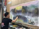 谭其明带你走进油画世界的美 中国油画投资收藏价值不可小觑