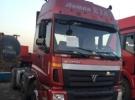 山东出售二手欧曼ETX前四后八自卸车手续齐全 全国包提档过户4年12万公里17.8万