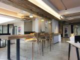 想要工业风办公室装修设计找大河港湾装饰_郑州办公室装修