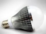 厂家批发鳍片led球泡灯鳍片LED灯3w5w7w9w18w
