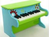 迷你小钢琴 木制儿童钢琴玩具 正品出口