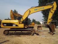 昆明挖机市场,转让二手卡特320 323和336挖掘机