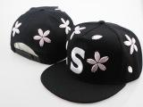 2014春夏季韩国东大门新潮款 S超人樱花瓣嘻哈街舞棒球帽子