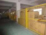 工厂车间护栏网仓库隔离网框架护栏网