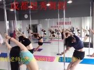 双流东升舞蹈演员培训学校 钢管舞爵士舞教练培训