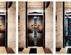 衢州市电梯回收厂家%老式富士达电梯回收