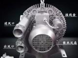 天津一体化设备0.55KW超高压风机