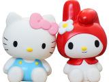 正版Hello Kitty卡通 可爱miffy米菲存钱罐 儿童创