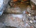 浙江杭州地下水管查漏消防水管维修