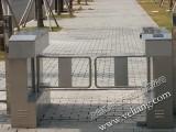 上海门禁摆闸安装,小区进出摆闸,非机动车管理摆动闸