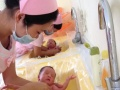 怀化新生婴儿洗澡盆价格洪江市婴儿浴缸报价永州亚克力浴盆报价