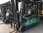1.5吨二手电动叉车国产进口电瓶软包夹叉车2吨平夹包叉车
