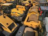 二手壓路機 20噸22噸振動壓路機 3噸6噸小型震動壓路機