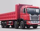 江淮格尔发K3W重卡 轻量化版 310马力 7.6米自卸车