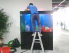 深圳清洗大小鱼缸 鱼缸漏水维修 水族器材出售 欢迎来电