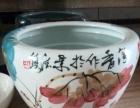 瓷缸,招財缸,景德鎮粉彩