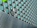广东实体厂家不锈钢网帘垂帘酒店会议室用挂帘安全环保