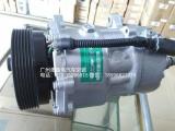 易虹 奔腾B50大众宝来朗逸 高尔夫捷达王 压缩机 空调泵 冷气