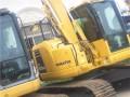 二手小松128US挖土机出售 免费送货进口 价格