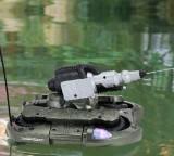 亿尔达24883AB遥控坦克船水陆两栖坦