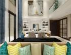 美的家装饰全案设计 华美翡丽山C3跃层 北欧风格装修设计
