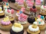 苏州cloudy cupcake克劳蒂杯子蛋糕加盟费