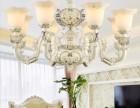 丽水市安东尼娅 法式铜灯 酒店欧式吊灯