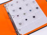 定做纽扣样品册 专业生产定制纽扣样册 a4纸板样品册生产厂家