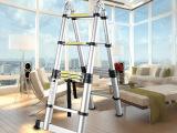 戈麦斯梯子加厚铝合金多功能伸缩梯人字竹节家用升降梯阁楼梯子