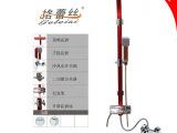 艳红色铝合金材质淋浴花洒,淋浴器(家底适用型)2023
