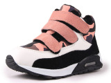 2014冬季新款儿童加厚运动鞋真皮男童女童保暖防滑棉鞋温州童鞋