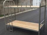 合肥出售上下铺铁床公寓床组合学生员工宿舍铁艺床