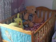 出售标准实木婴儿床