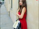 韩国春装新款女装修身打底连衣裙中长款无袖雪纺公主裙