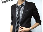 淘宝爆款小西服休闲西装休闲西服男装男款2012新款西服韩版修身