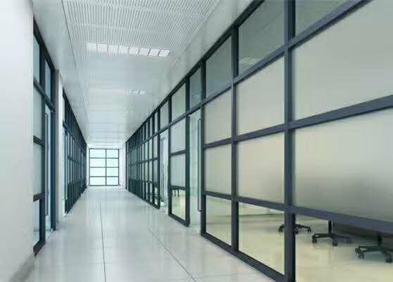 沈阳玻璃隔断设计安装,办公隔断!高隔间,百叶隔断系列!