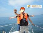 游艇观光出海捕鱼+CS野战一日游