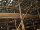 樟木头搭排山搭竹架搭竹棚搭钢管架搭竹排搭钢架排栅