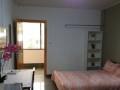 汉屯路1室1厅60平 南北通透 卧室朝阳 客厅明亮